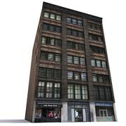 Nyc Building 03 3d model