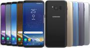 Samsung Galaxy S8 All Colors 3d model