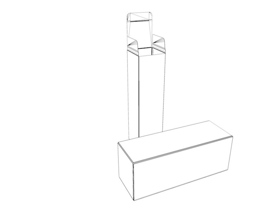 Product Box royalty-free 3d model - Preview no. 5