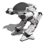 ED-209 3d model