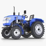 Traktor Xingtai 220 3d model
