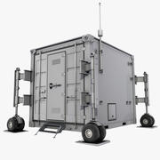 10Ft UAV Container 3d model