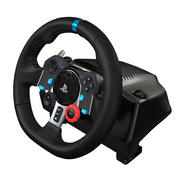 Volant de course Logitech G29 3d model