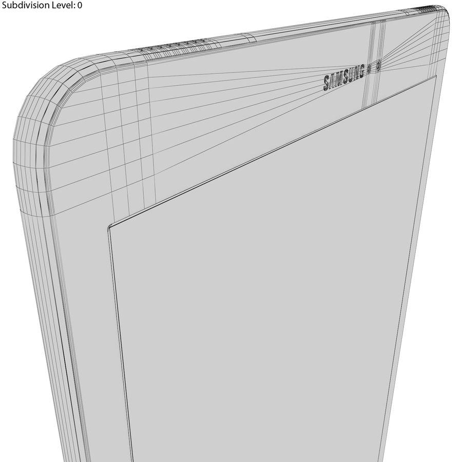 Samsung Galaxy Tab S3 S Pen & Keyboard ile Tüm Renkler (Arma) royalty-free 3d model - Preview no. 50