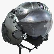 F-35 헬멧 3d model
