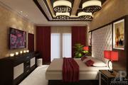 Master Bedroom Interior 3d model