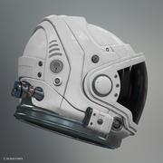 Astronaut Helmet Explorer Mk1 3d model