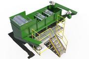 リサイクル機4 3d model