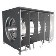 Brushless Generator 3d model