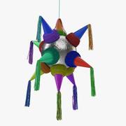 Star Pinata 3d model