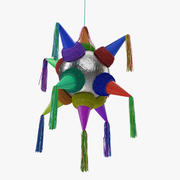 Star Pinata 3d model