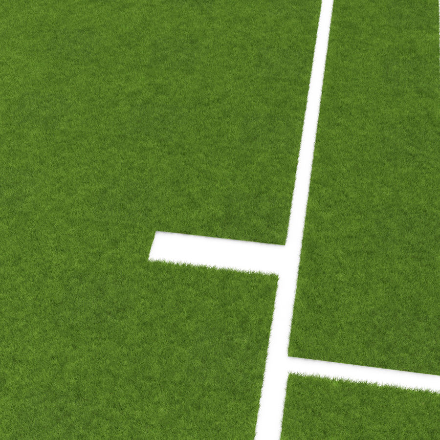 Grass Fields Collection royalty-free 3d model - Preview no. 18