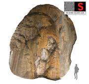 Balayage des grottes 16K 3d model