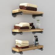 Conjunto decorativo DIY 3d model
