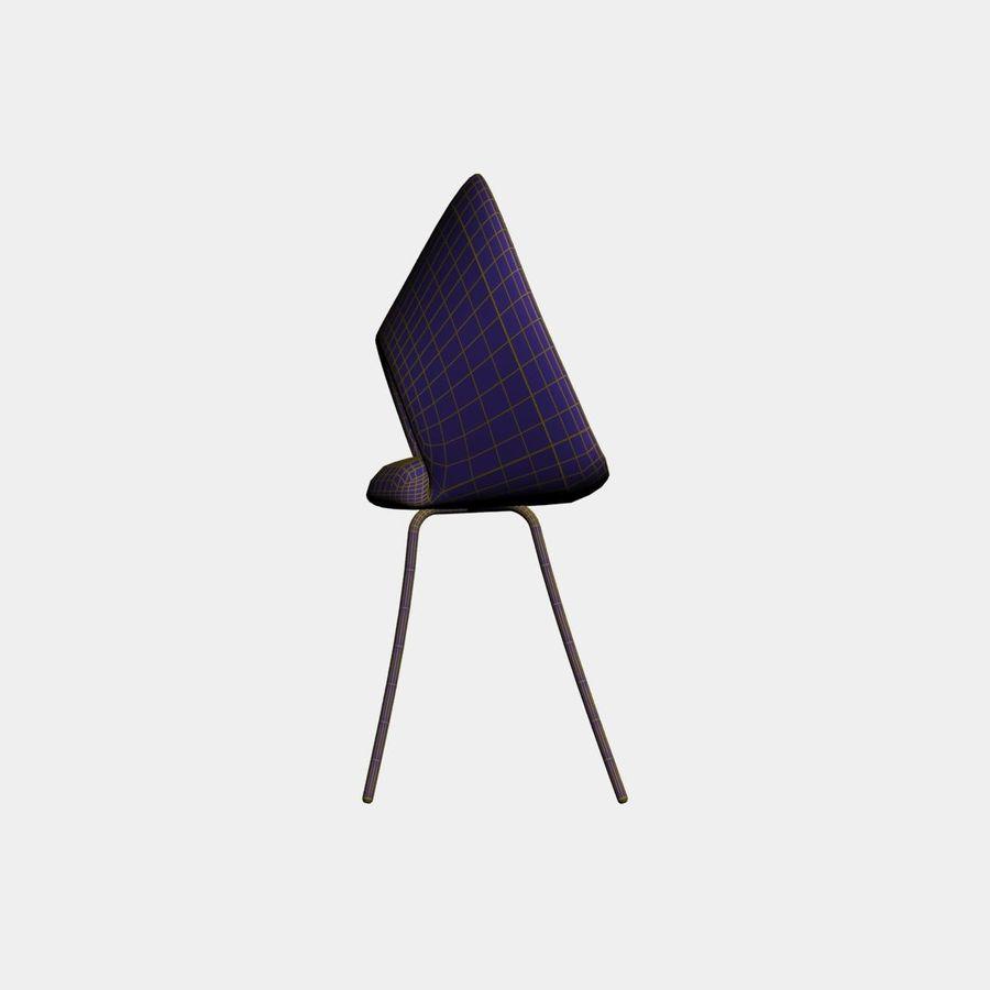 sedia nuova royalty-free 3d model - Preview no. 7