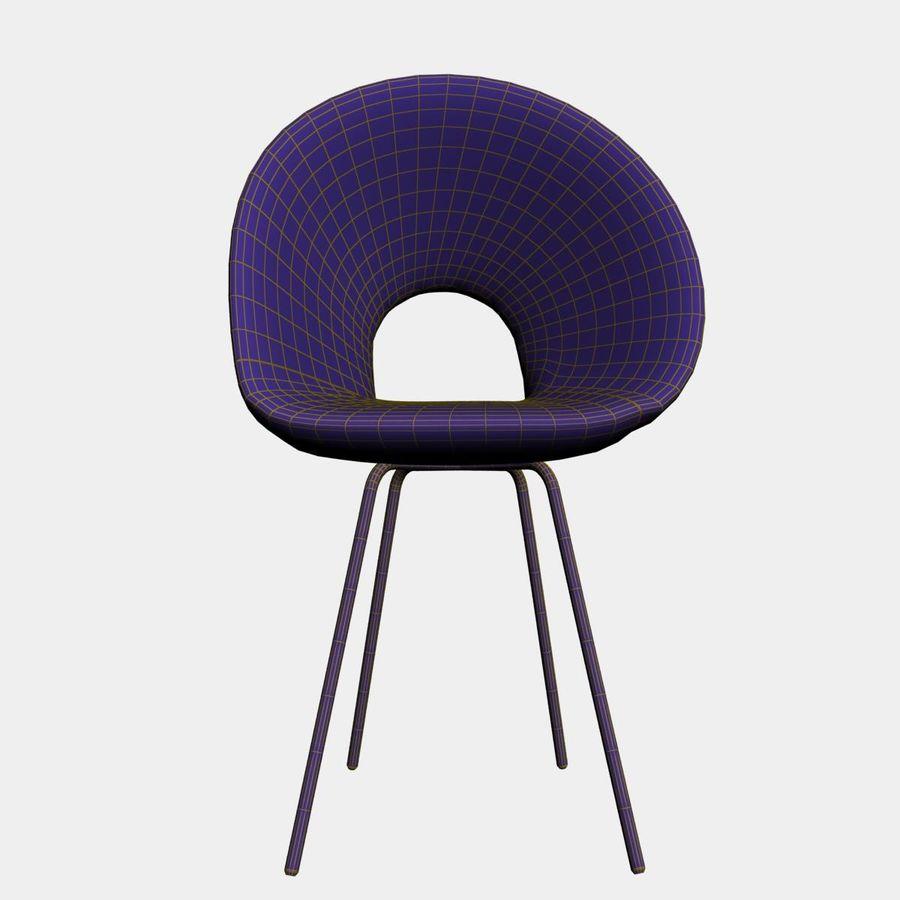 sedia nuova royalty-free 3d model - Preview no. 8