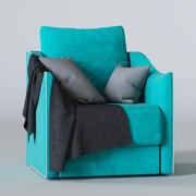 Chair moon 111 3d model