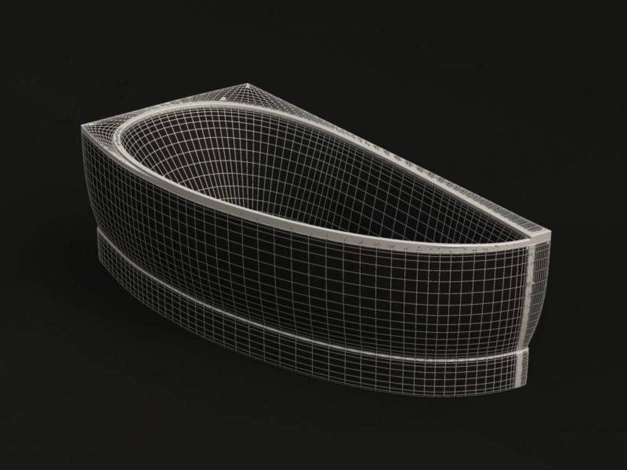 Canto para banho royalty-free 3d model - Preview no. 6