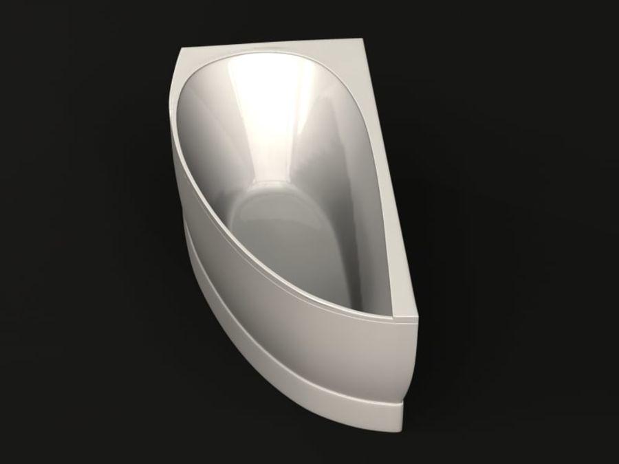 Canto para banho royalty-free 3d model - Preview no. 5