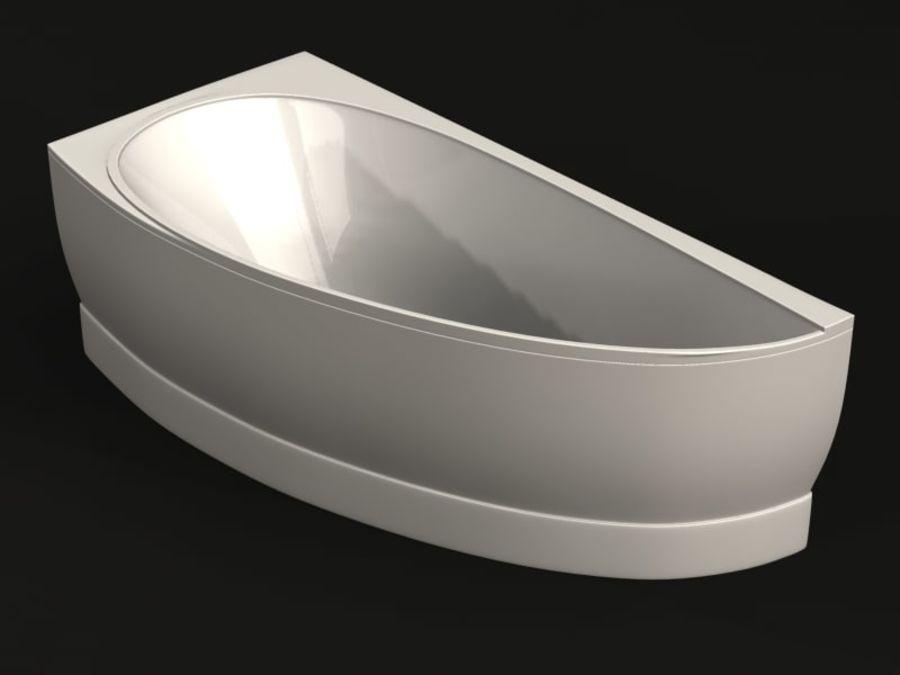 Canto para banho royalty-free 3d model - Preview no. 3