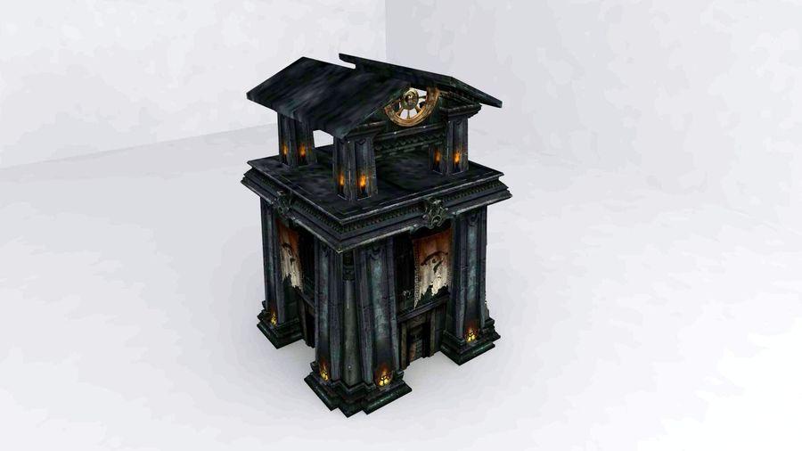 タワー royalty-free 3d model - Preview no. 1