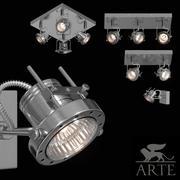 LAMPADA ARTE COSTRUTTORE 3d model