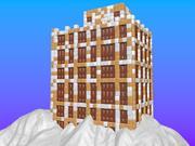 Sugar Cube Building 3d model