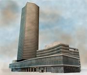 Millbank Tower 3d model