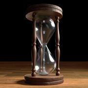 Relógio de areia 3d model