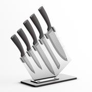 Подставка для ножа 04 3d model