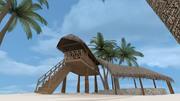 Dream Island 3d model
