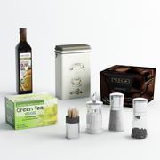 Sachen für die Küche 3d model