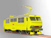 CD class 151 3d model