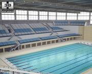 Zwembad 3d model