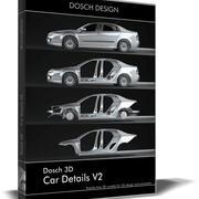 DOSCH 3D - Детали автомобиля V2 3d model
