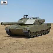 C1阿里特 3d model