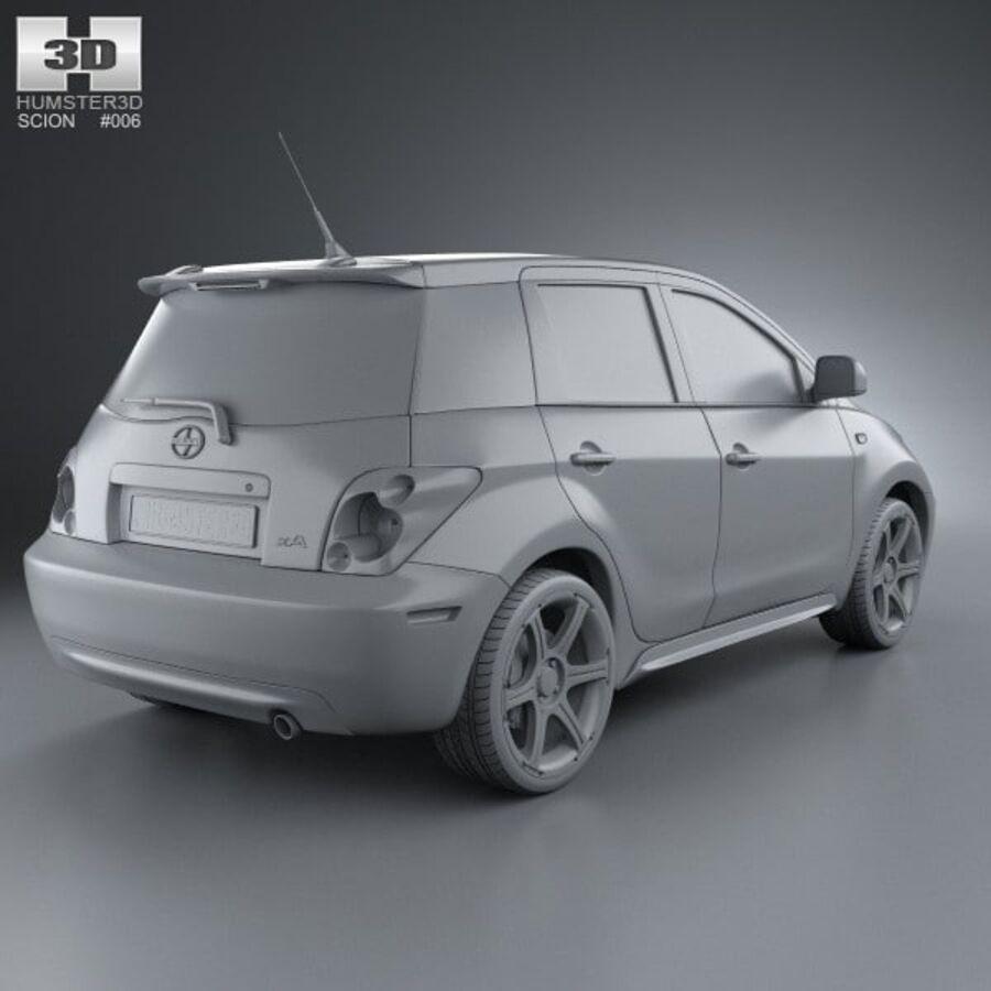 Vástago xA 2006 royalty-free modelo 3d - Preview no. 12