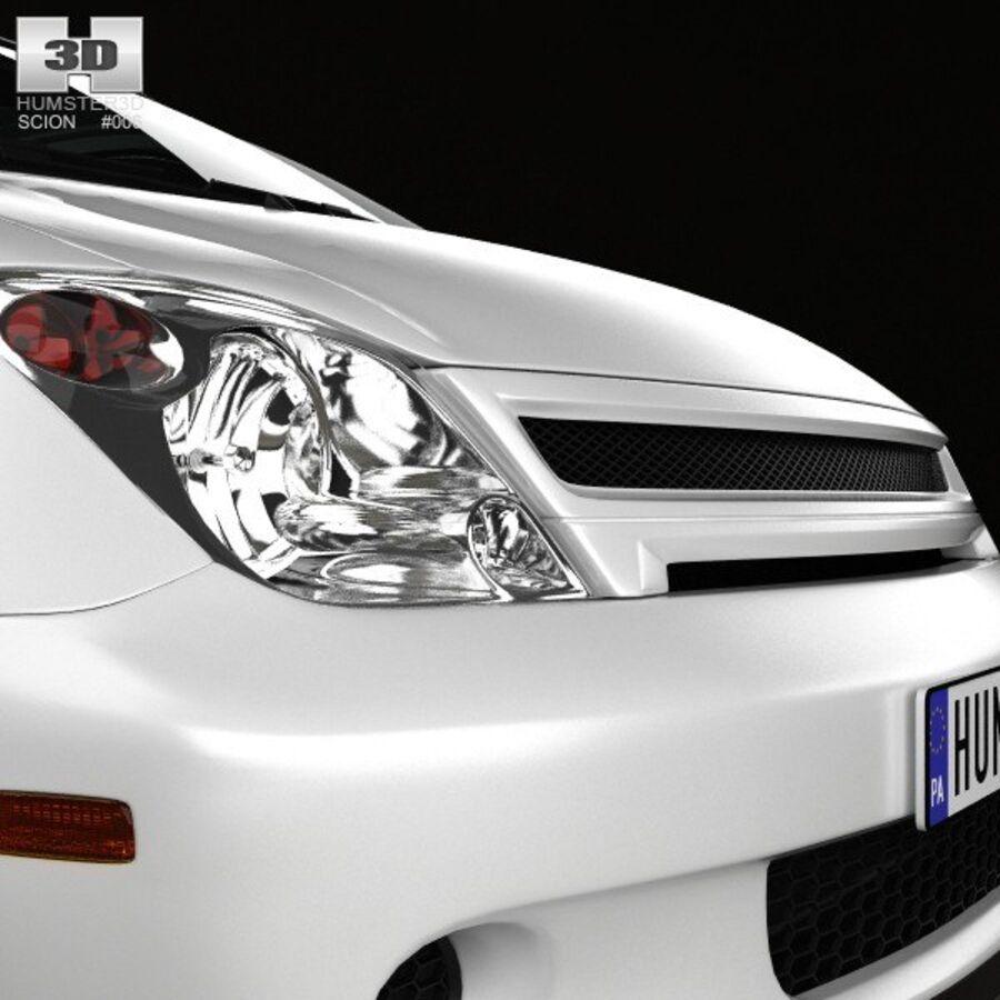 Vástago xA 2006 royalty-free modelo 3d - Preview no. 10
