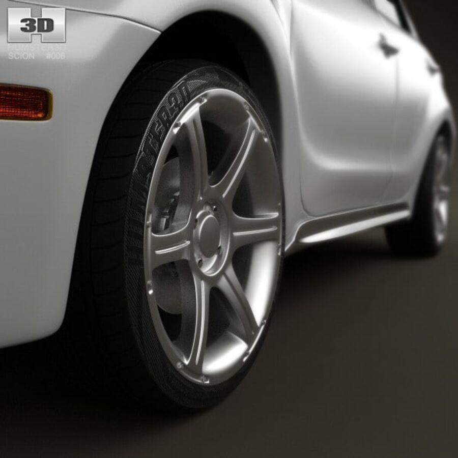 Vástago xA 2006 royalty-free modelo 3d - Preview no. 8