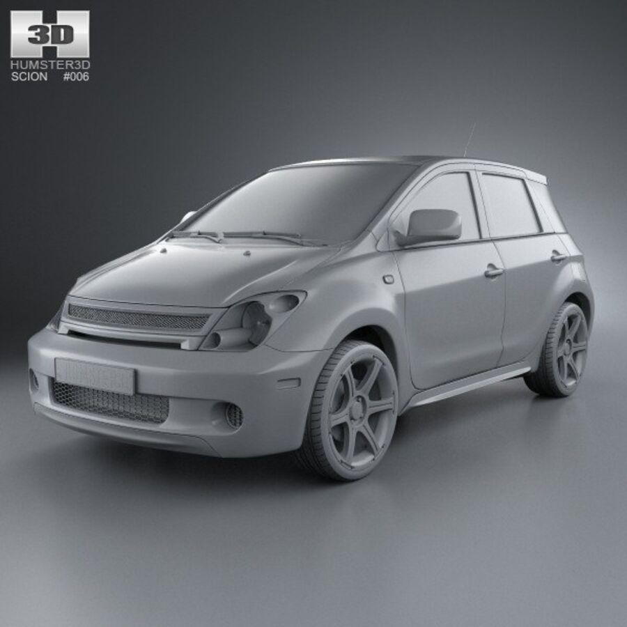 Vástago xA 2006 royalty-free modelo 3d - Preview no. 11