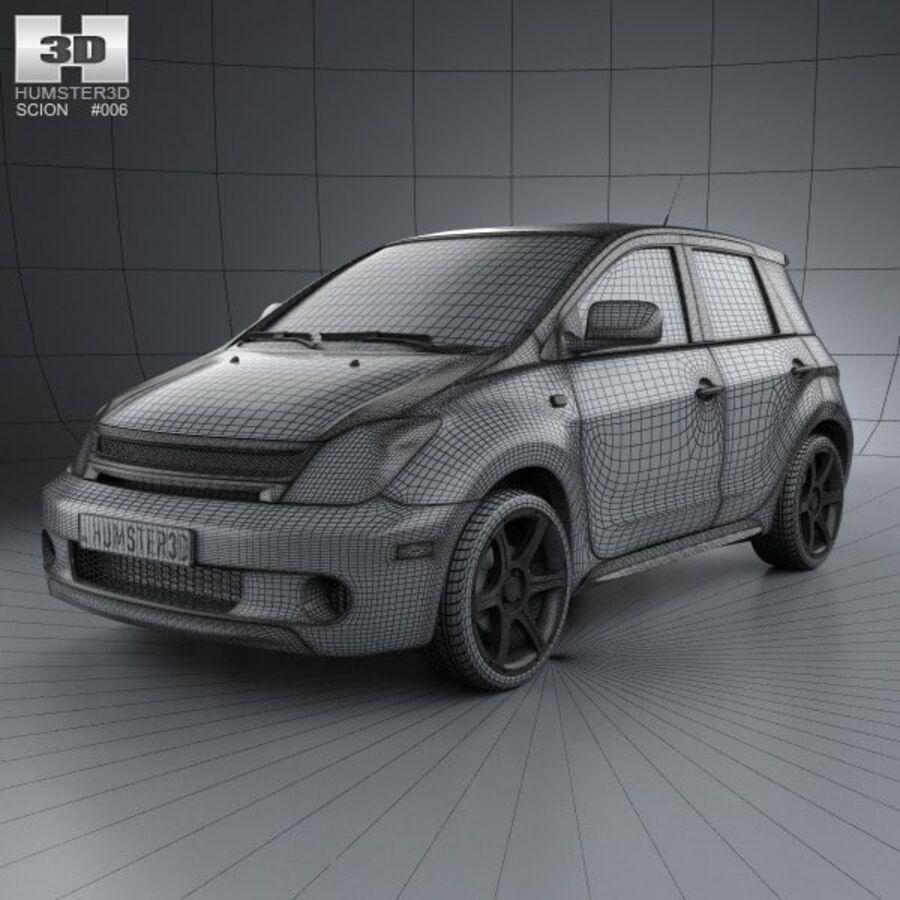Vástago xA 2006 royalty-free modelo 3d - Preview no. 3