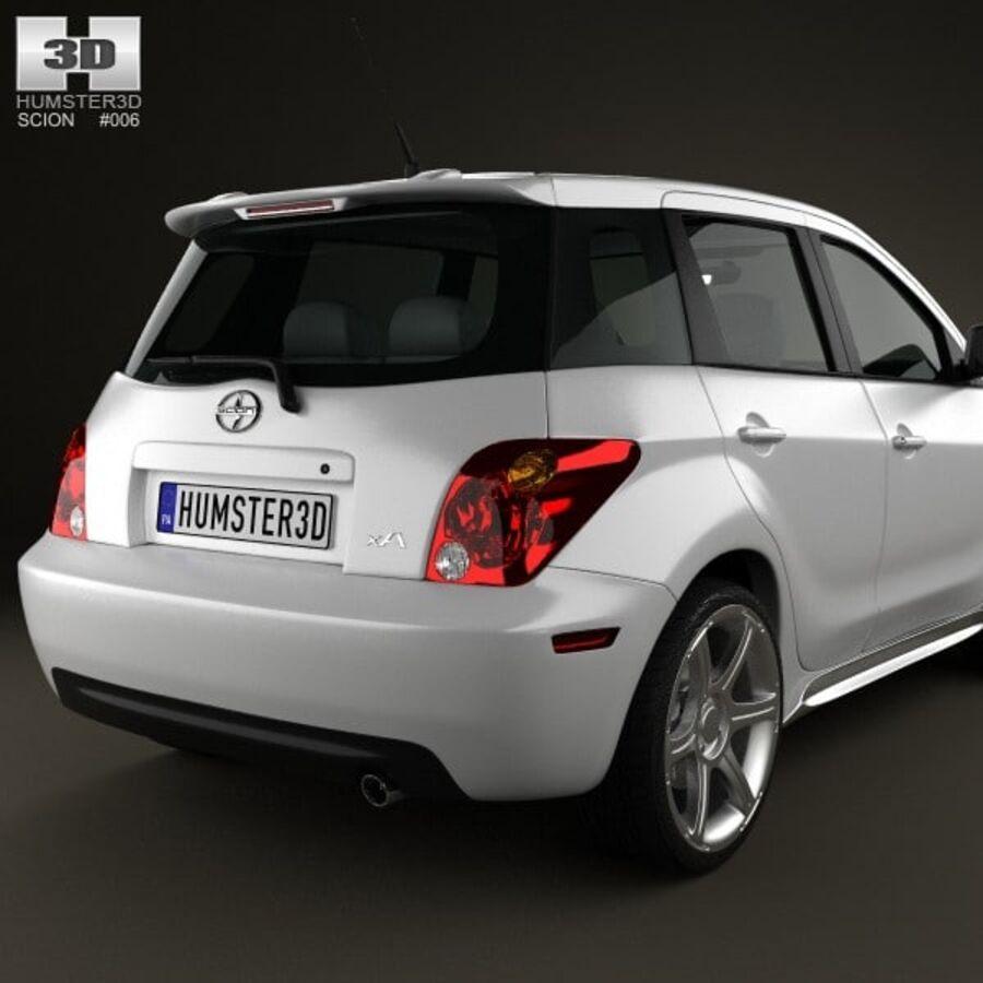 Vástago xA 2006 royalty-free modelo 3d - Preview no. 7