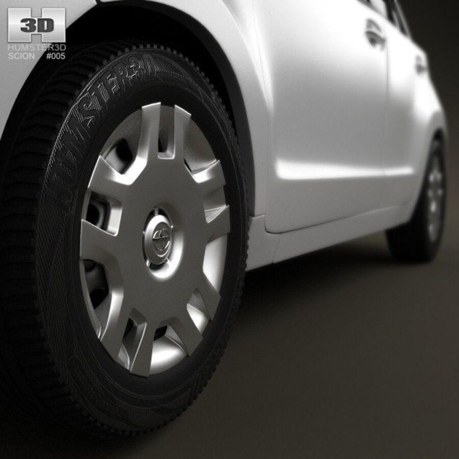 Vástago xD 2012 royalty-free modelo 3d - Preview no. 8