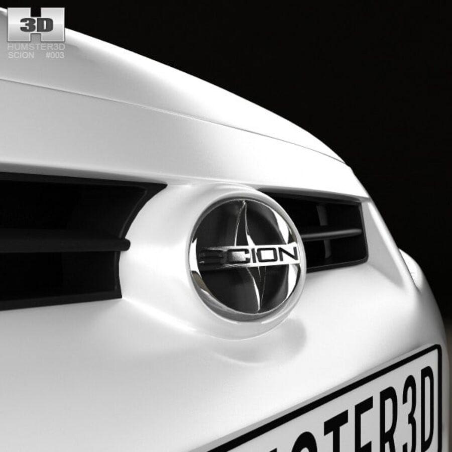 Vástago tC 2012 royalty-free modelo 3d - Preview no. 10