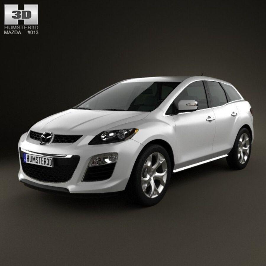 Kekurangan Mazda Cx 7 2012 Spesifikasi