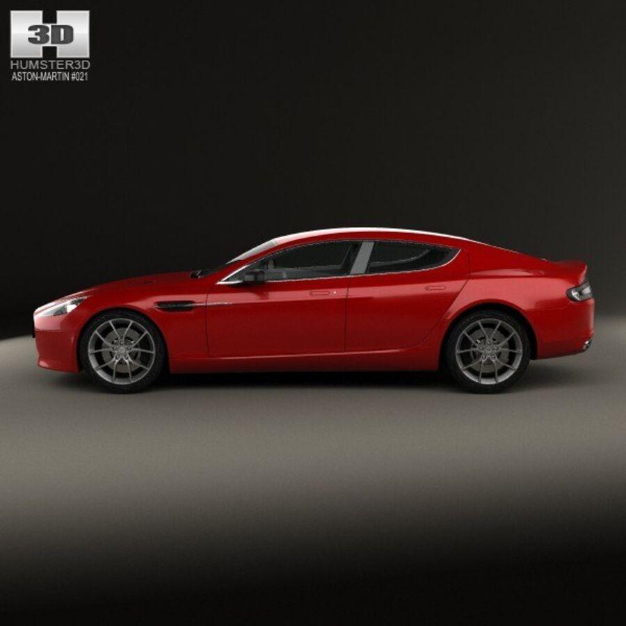Aston Martin Rapide S 2013 3d Model 129 3ds C4d Fbx Lwo Obj Max Free3d