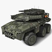 SF_Heavy APC 3d model
