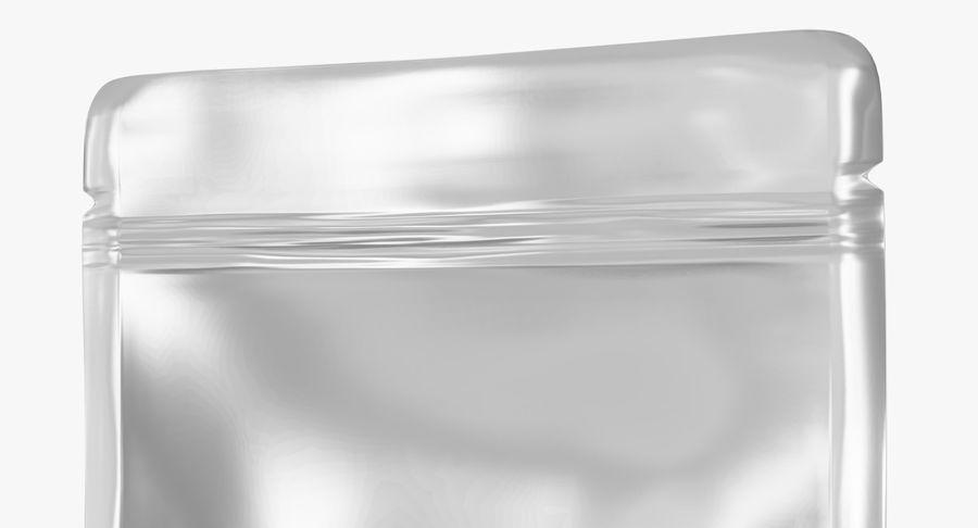 Plastic Sachet v3 royalty-free 3d model - Preview no. 8