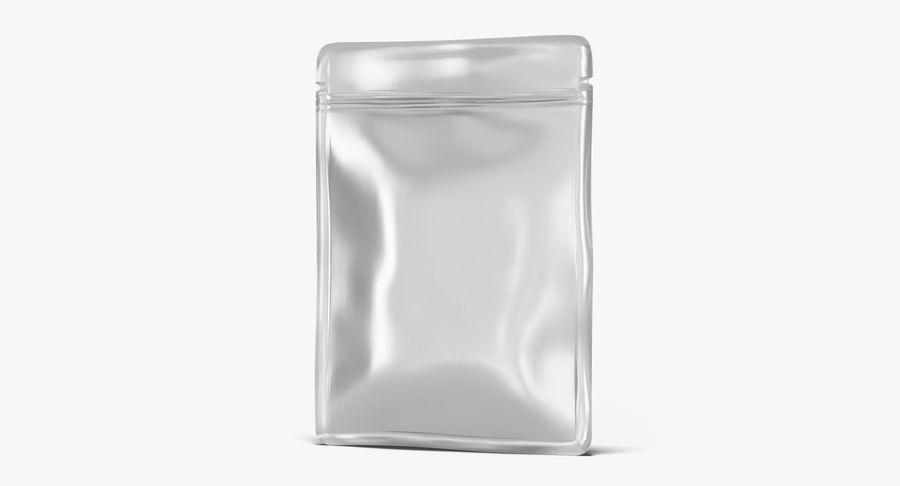 Plastic Sachet v3 royalty-free 3d model - Preview no. 5