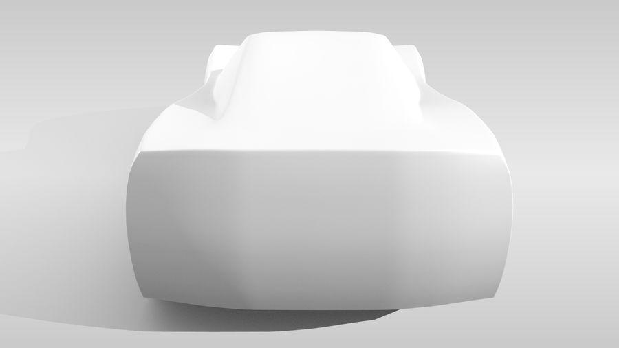 Araba Tabanı FR Düzeni Varyant 2 royalty-free 3d model - Preview no. 19